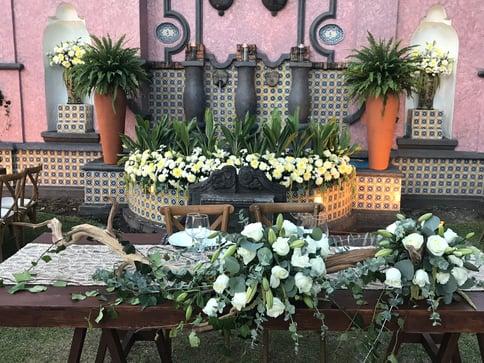 Flores de temporada para bodas