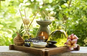 sesiones de trabajo con aromaterapia