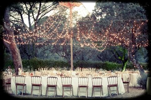 bodas pequeñas