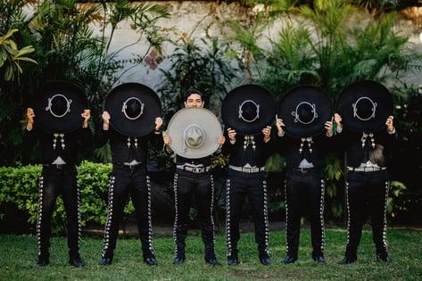 boda con mariachi