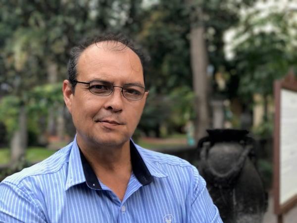 Carlos Beas Sandoval Casa Sauza raw material control