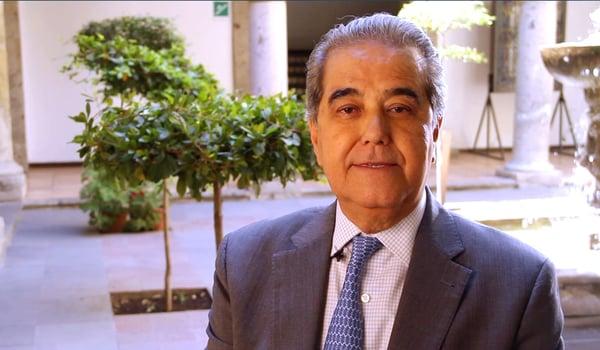 Enrique Ramos Flores Secretario de Turismo de Jalisco