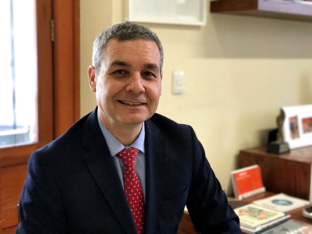 Gustavo-Staufert. Guadalajara Conventions and Visitors Bureau