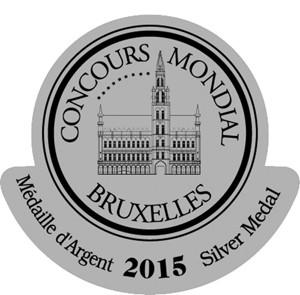 Medallas de plata Concurso Mundial de Bruselas Casa Sauza
