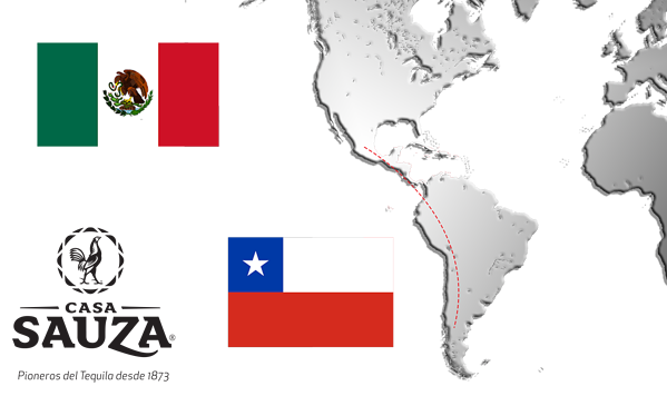 Tequila en Chile