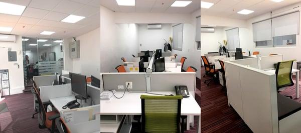 Living office casa sauza