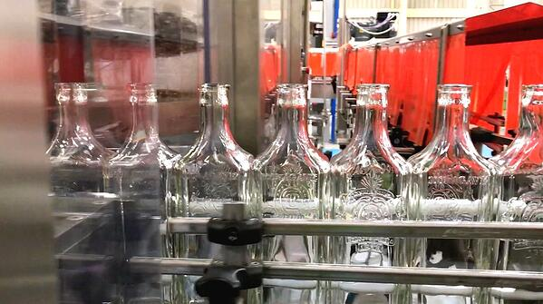 bottling casa sauza