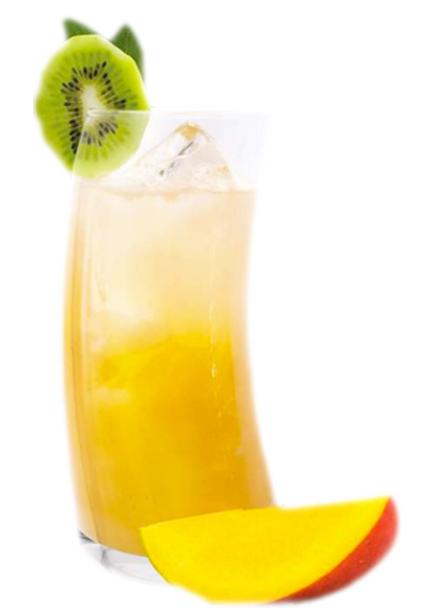 Cóctel con tequila Hornitos Martinin Manila Casa Sauza