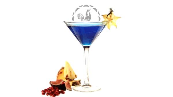 Cóctel Noche con Estrella a base de Tequila de Casa Sauza