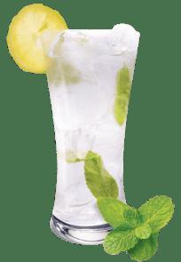 Cóctel Fresh con tequila Casa Sauza