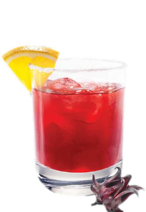 Cóctel Martini Kingston con tequila reposado Hornitos Casa Sauza