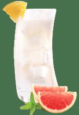 Cóctel Toronja Dulce con Tequila Casa Sauza
