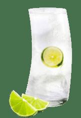 Cóctel dulce- limón con tequila Hornitos de Casa Sauza