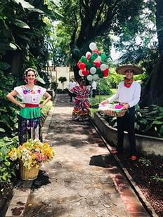 celebrar la independencia de mexico