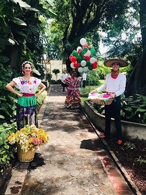 fiesta de la independencia de Mexico