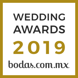 Wedding awards 2019 de bodas.com.mx
