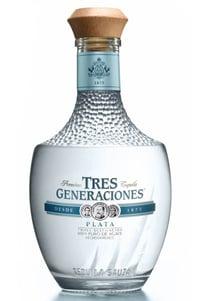 tres generaciones plata tequila sauza