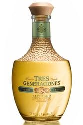 Tequila reposado 3 generaciones Sauza