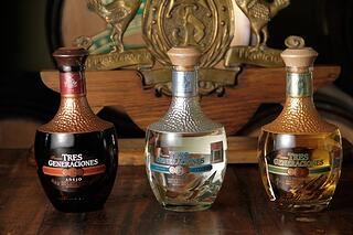 tequila tres generaciones sauza