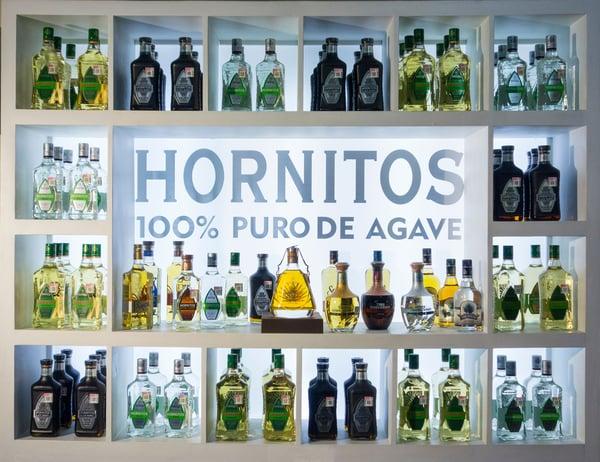 Tequila Hornitos de Casa Sauza