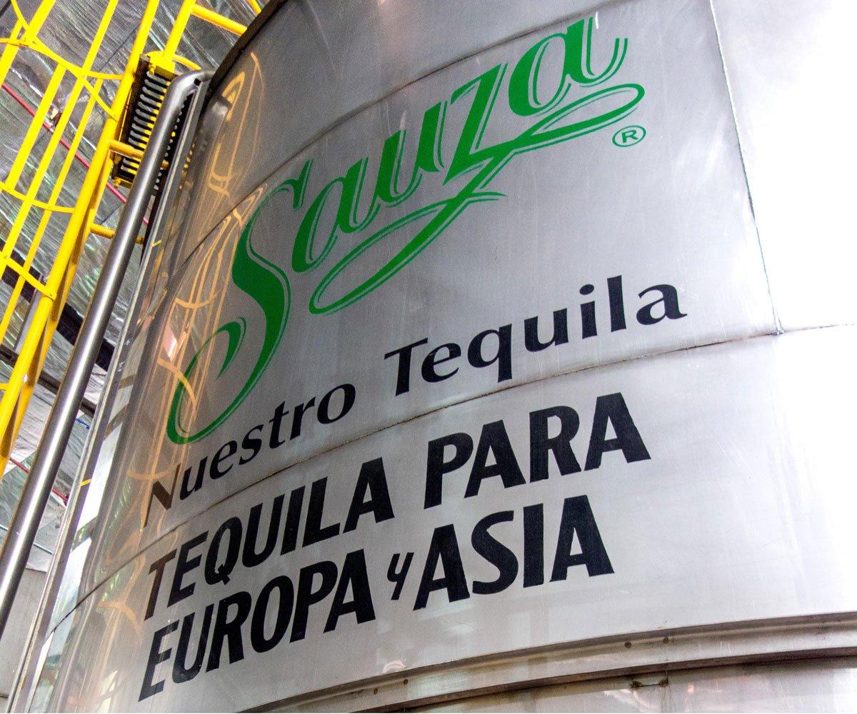 sauza tequila europa asia