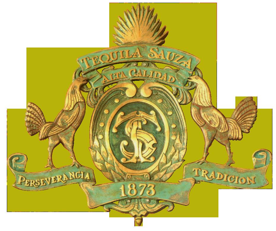 Escudo desde 1873 Sauza ha producido el mejor Tequila.