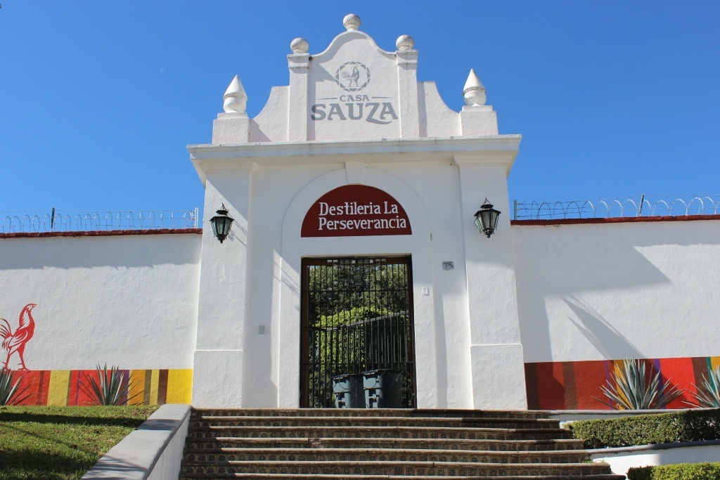 Perseverancia distillery at Casa Sauza, Tequila, Jalisco, Mexico.