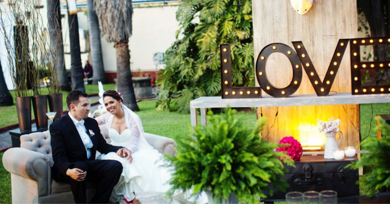 Weddings at Casa Sauza Tequila Jalisco