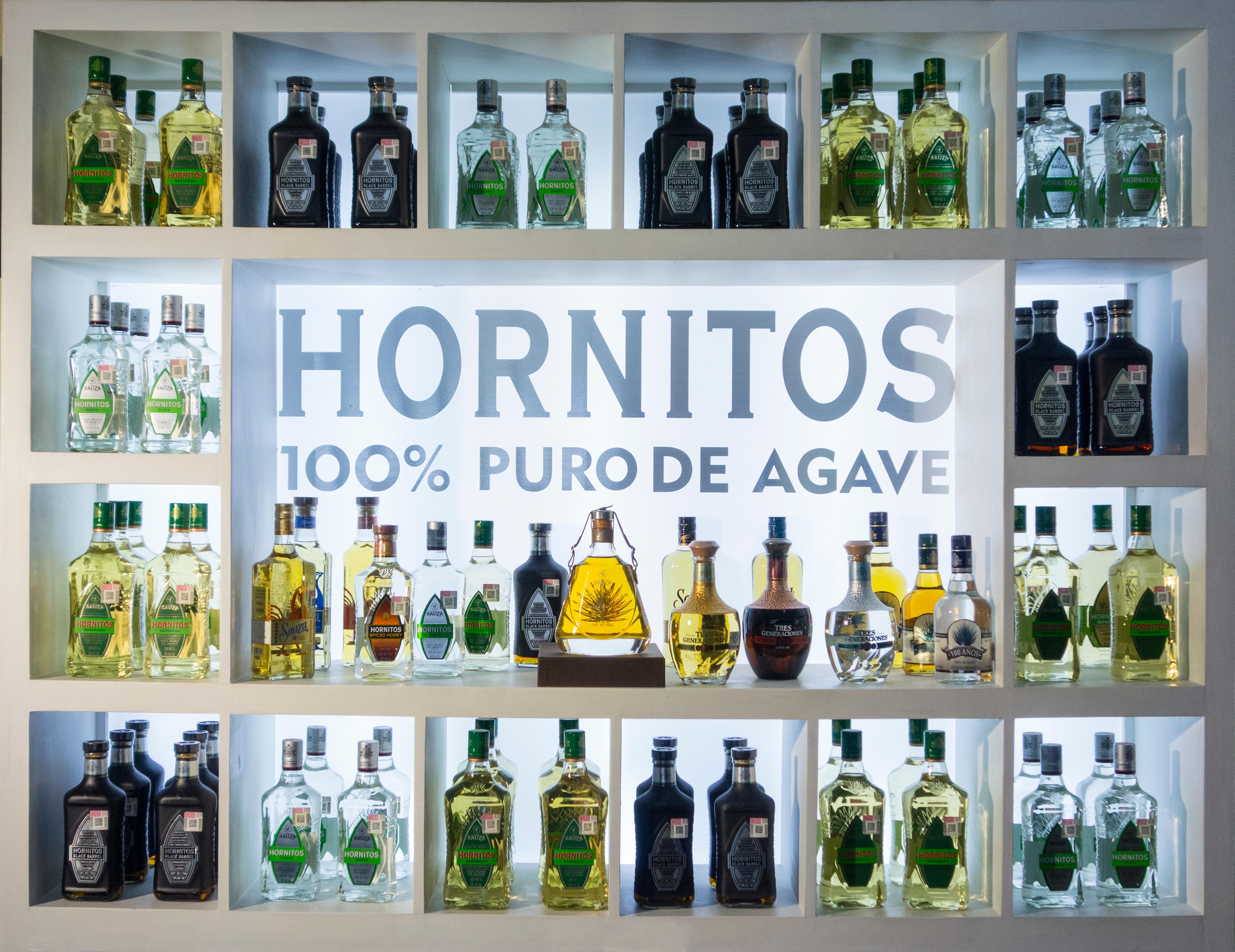 Quinta Sauza souvenir store