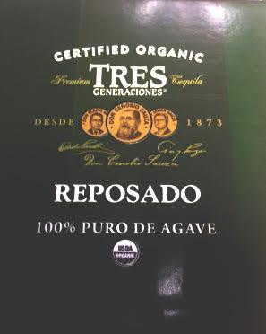 certificado orgánico tequila