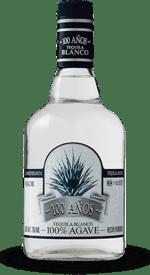 100 años Tequila Blanco Casa Sauza