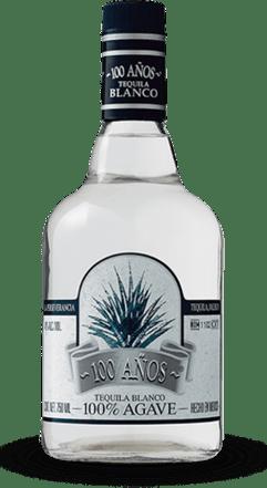 tequila sauza 100 años Blanco