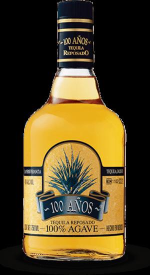 Tequila 100 años Reposado de Casa Sauza