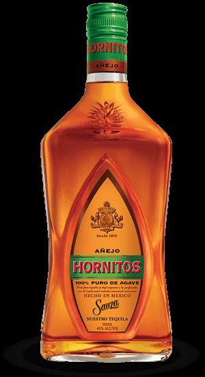 tequila sauza Hornitos Añejo