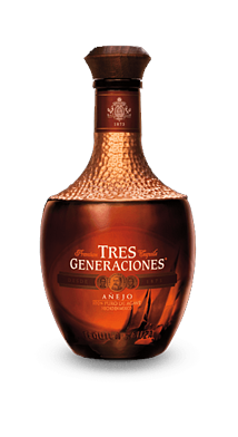 Tequila Sauza Tres generaciones Anejo