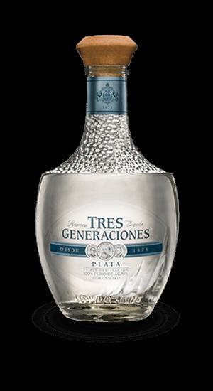 tequila sauza Tres generaciones Plata