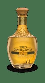 Tres generaciones Tequila Reposado de Casa Sauza