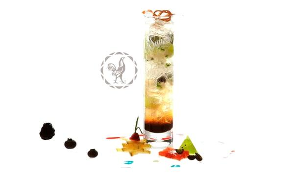 coctel con tequila sauza Gallistos-Tiki-Pher