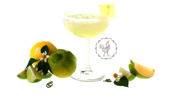 coctel con tequila sauza Margarita Perfecta