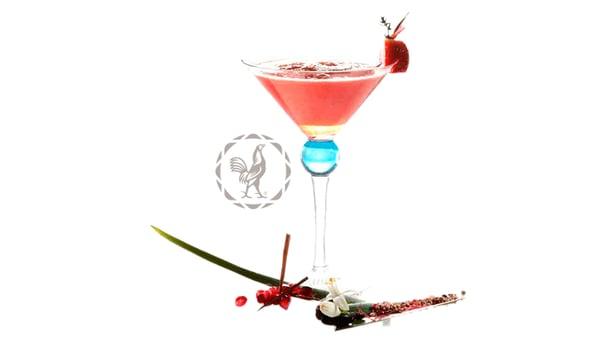 coctel con tequila Samba y Agave