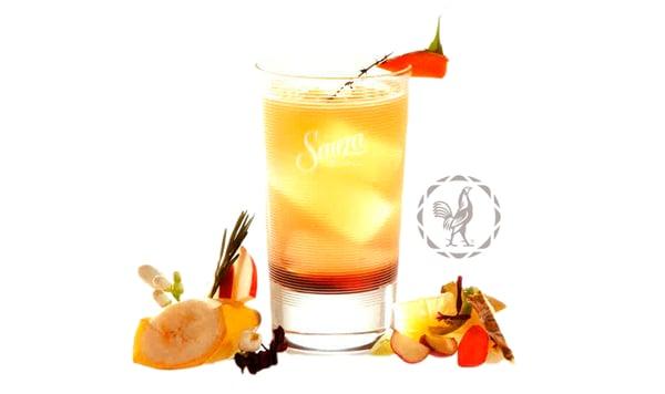 coctel con tequila Tarde por la Quinta