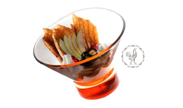 receta con tequila sauza postre platanos de feria con tequila anejo