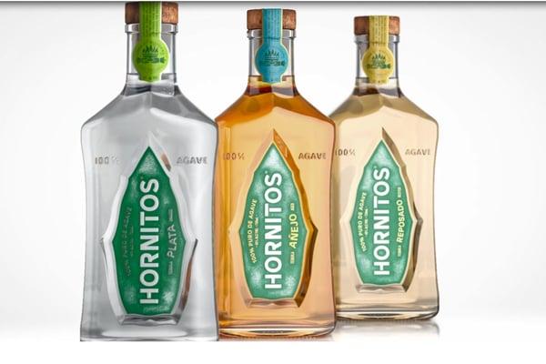 botellas hornitos sauza