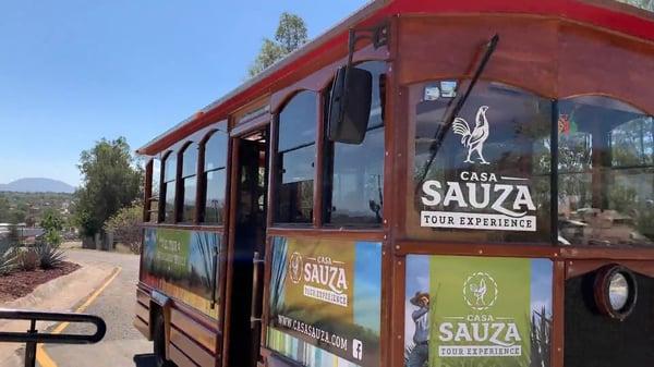 Tours Casa Sauza-thumb