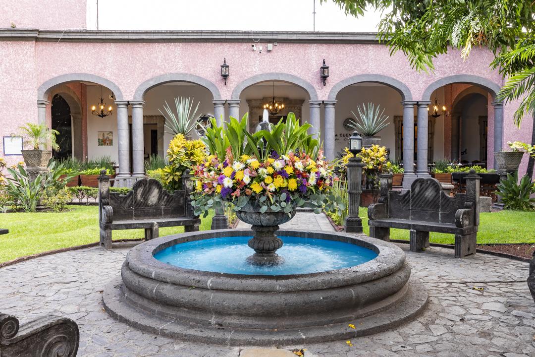 fuente quinta sauza jardín exterior (2)